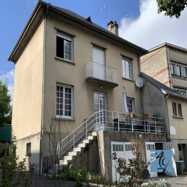 Offres de vente Maison Lisieux 14100