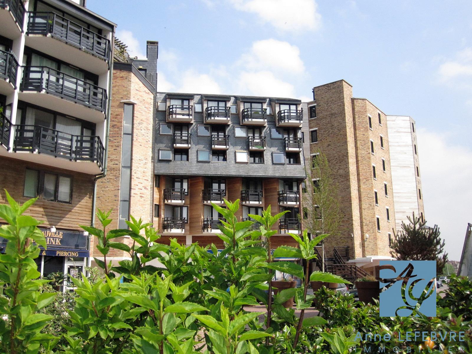 Vente appartement deauville 14800 sur le partenaire for Appartement atypique deauville